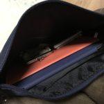手荷物(カバンの中身)を減らすと、機会損失も減って得する